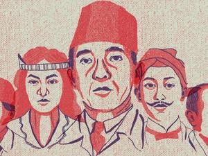 Komposisi Gender dan Agama Para Pahlawan Nasional