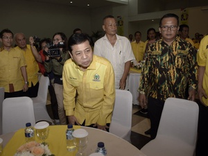 KPK Harap Setya Novanto Penuhi Panggilan Sebagai Tersangka e-KTP