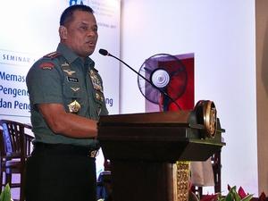 Anggota Komisi I PDIP Ingin Panglima TNI Baru Berasal dari AU