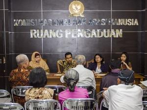 YPKP Desak Komnas HAM Tindaklanjuti 162 Lokasi Kuburan Korban 65