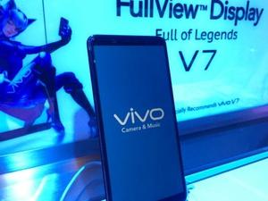 Harga dan Spesifikasi Vivo V7 yang Resmi Diluncurkan Hari Ini