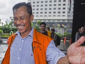 KPK Pertimbangkan JC untuk Mantan Ketua DPRD Malang Moch Arief