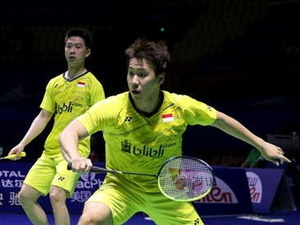 Final China Open 2017: Boe/Mogensen Akui Permainan Kevin/Marcus