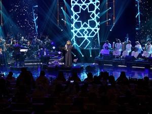 Masa Depan Cemerlang Industri Hiburan Arab Saudi