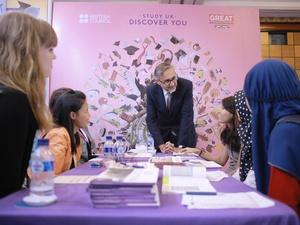 British Council akan Gelar Pameran Pendidikan Inggris di Jakarta