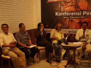 Borobudur Writers & Cultural Festival 2017 Angkat Soal Keberagaman