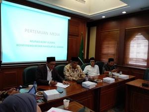PBNU Bakal Gelar Munas Alim Ulama dan Konbes NU di Lombok