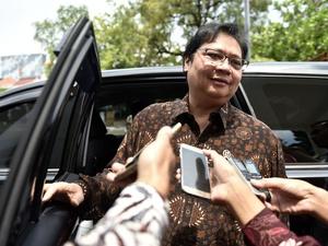Airlangga Hartarto Ditunjuk Jadi Ketua Umum Golkar Definitif