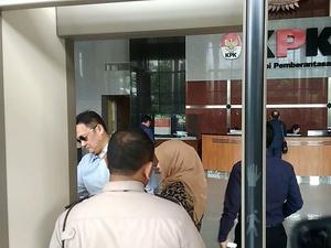 Farhat Abbas Diperiksa KPK untuk Tersangka Markus Nari Hari Ini
