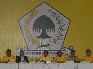 Idrus Marham Yakin Mayoritas DPD I Golkar Tak Ingin Munaslub