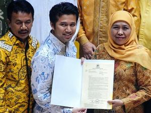 Alasan Golkar Tak Usung Kader Sendiri di Pilgub Jawa Timur 2018