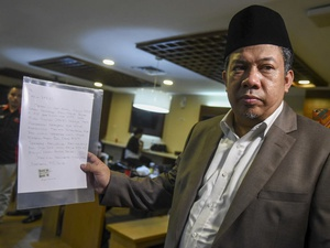 KPK Minta Fahri Hamzah Tak Khawatir Kalau Merasa Tak Bersalah