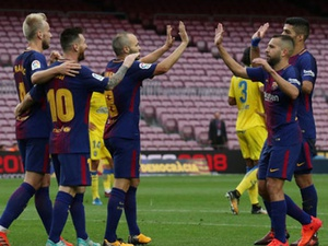 Jadwal dan Siaran Langsung Liga Spanyol 16 - 18 Desember 2017