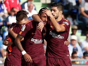 Hasil Liga Spanyol: Barcelona vs Deportivo Skor Akhir 4-0