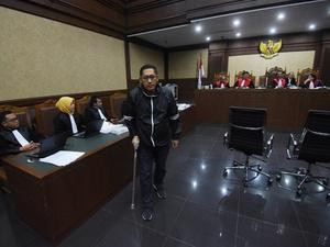 Putusan Hakim Masih Menjadi Tantangan Pemberantasan Korupsi