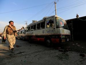 Teror Bom dan Tembakan Tewaskan Ratusan Jamaah Salat Jumat di Mesir