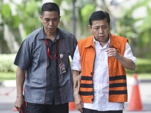 KPK Blokir Rekening Keluarga dan Perusahaan Setya Novanto