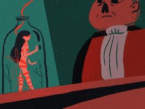 Penyintas Perkosaan: 'Butuh Waktu Lama Bagiku untuk Tidak Histeris'