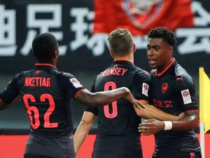 Hasil Arsenal vs Ostersunds di Liga Eropa Skor Akhir 1-2