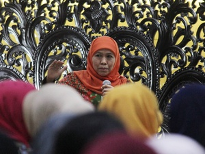Pilgub Jatim: Rekomendasi PPP untuk Khofifah Keluar Akhir Desember