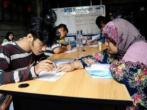 Sebanyak 69 juta Warga Indonesia Belum Jadi Peserta BPJS Kesehatan