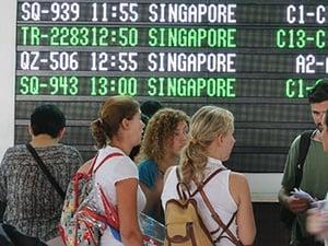Dampak Penutupan 24 Jam Bandara Internasional Ngurah Rai di Bali