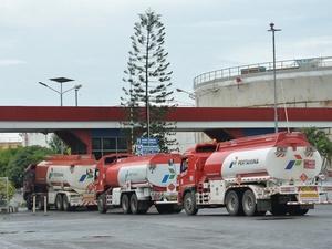 Pertamina Amankan Pasokan BBM Selama Libur Natal dan Tahun Baru