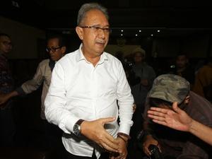 Mantan Dirut PT DGI Divonis 4 T   ahun 8 Bulan Penjara