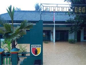 Sejumlah Wilayah di Kabupaten Pacitan Dilanda Banjir