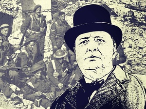 Perjalanan Panjang Winston Churchill