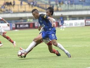 Hasil Babak Pertama Bhayangkara FC vs PSIS di Piala Presiden