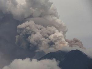 Gunung Agung Meletus: PVMBG Sebut Lava Sudah di Permukaan Tanah