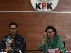 OTT KPK di Kalsel Terkait Suap Rp1 Miliar d   an Proyek Rumah Sakit