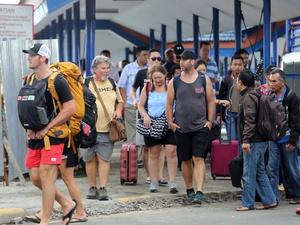 Kunjungan Turis Asing ke Bali Naik 23 Persen Hingga Oktober 2017