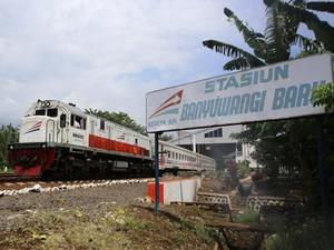 KAI Madiun Berlakukan Rekayasa Jalur untuk KA Singasari & Brantas