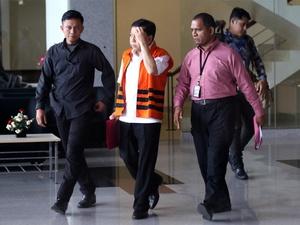 KPK Bantah Telah Melimpahkan Berkas Setya Novanto