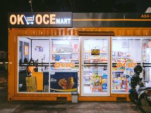 Pilih Mana: Minimarket 212 Mart atau Ok Oce Mart?