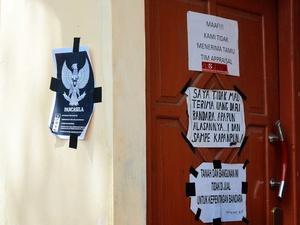 UNY Tanggapi Penangkapan Aktivis Persma Penolak Bandara Kulon Progo