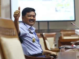 Komisi I DPR Setujui Marsekal Hadi Tjahjanto Jadi Panglima TNI