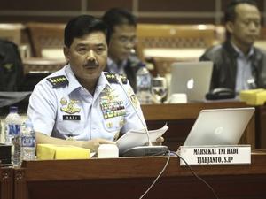 Yang Disampaikan Hadi Tjahjanto Saat Ujian Jadi Panglima TNI di DPR