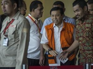 Saksi Ahli Setya Novanto Tuding KPK Tak Etis Saat Praperadilan