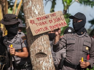 Penangkapan Aktivis dalam Pusaran Konflik Agraria