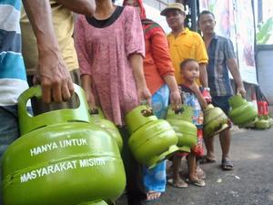 """Siap-siap """"Mendepak"""" Pengguna LPG 3 Kg yang Tak Berhak"""