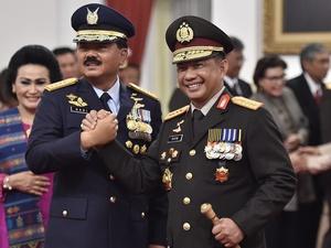 DPR Siap Revisi UU Peradilan Militer untuk H   ukum Kejahatan Aparat