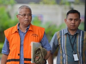 Kasus Suap APBD Jambi: Ada Tersangka Minta KPK Lindungi Keluarganya