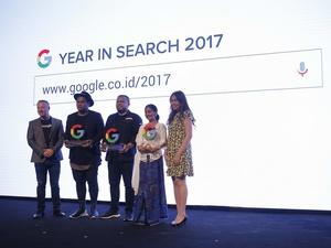 """Lagu """"Despacito"""" & """"Akad"""" Terpopuler di Google Indonesia pada 2017"""