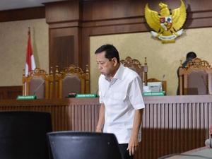 Maqdir: Kesalahan Utama Dakwaan Setnov Tak Sebut Anas & Nazaruddin