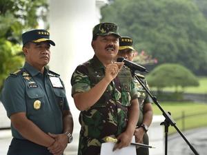 Pelaku Ujaran Kebencian ke Panglima TNI Hadi Tjahjanto Ditangkap