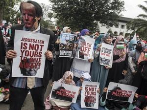 Aksi Bela Palestina: Pimpinan DPR dan Jokowi Yakin Demo akan Tertib