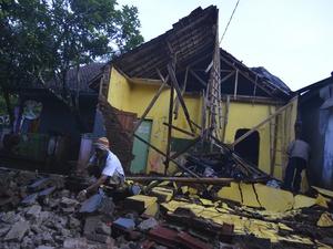 Gubernur Aher Klaim Kerusakan Akibat Gempa Cepat Tertangani